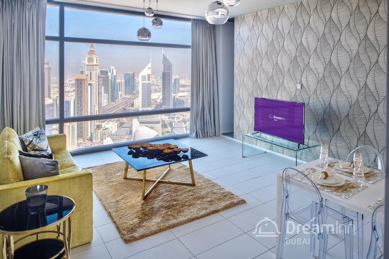 Dream Inn Dubai Apartments - Index Tower,
