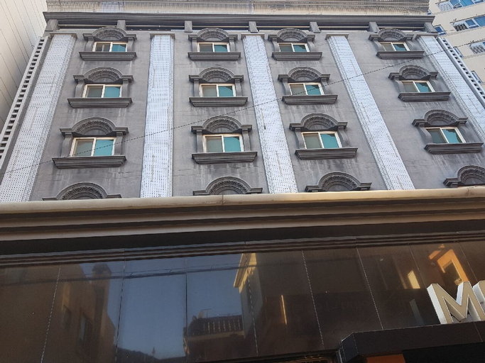 Cube Hotel, Yeonje