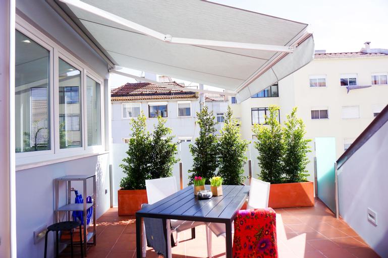 Gulbenkian Terrace Bright Luxury Apt, Lisboa