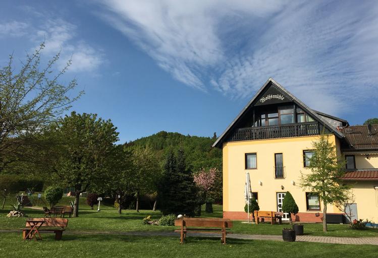 Ferienhotel Wolfsmühle, Nordhausen