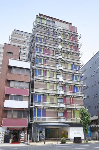 Sotetsu Grand Fresa Osaka Namba (Formerly: Hotel Sunroute Osaka Namba), Osaka