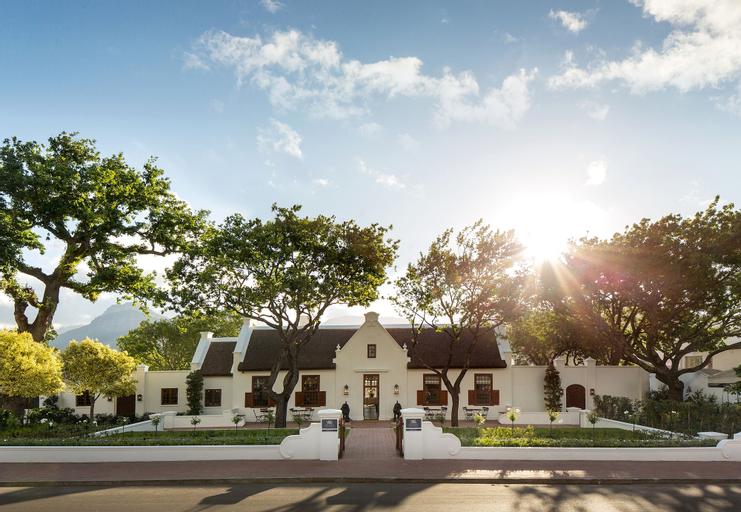 Leeu House, Cape Winelands