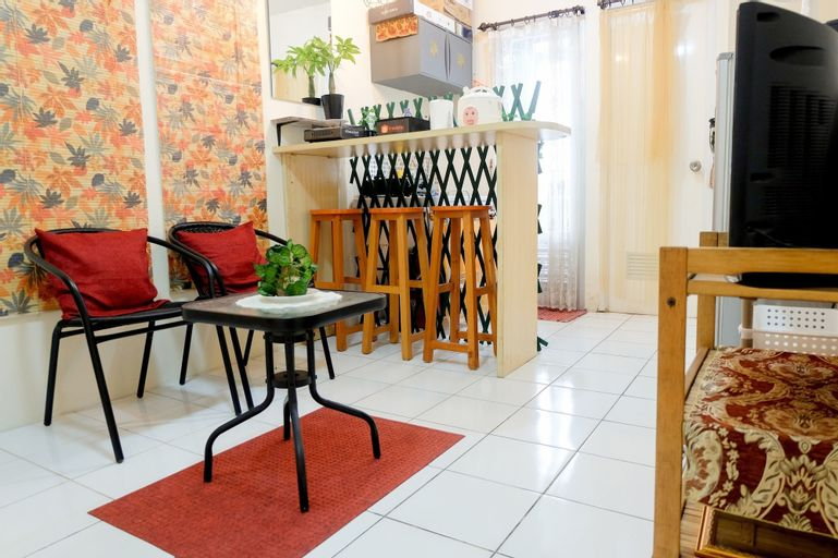 Spacious 2BR Gading Nias Apartment, Jakarta Utara
