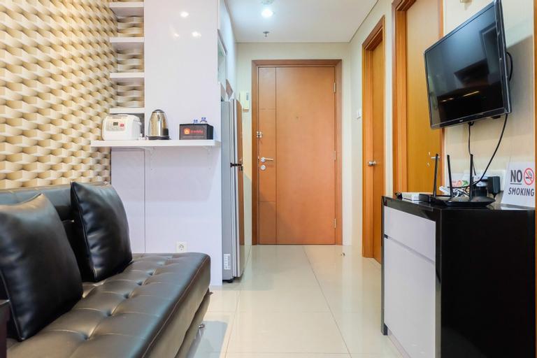 Cozy 2BR Woodland Apartment, South Jakarta