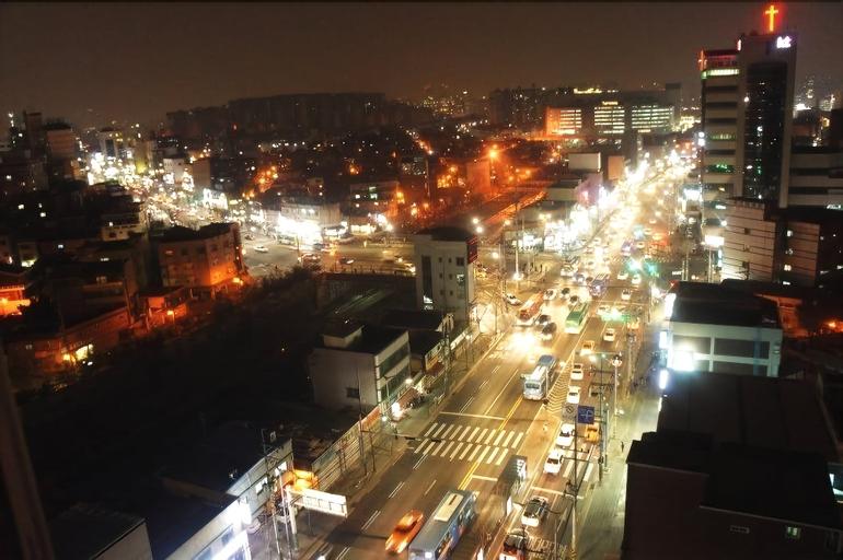 Blessing in Seoul, Seongbuk