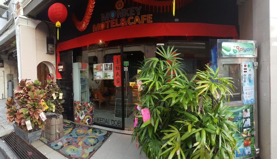Monkey Motel & Cafe, Kota Melaka