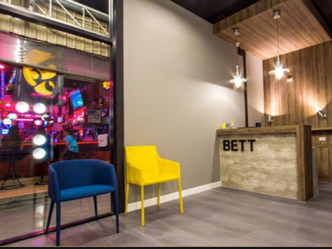 Bett Pattaya Hotel, Pattaya