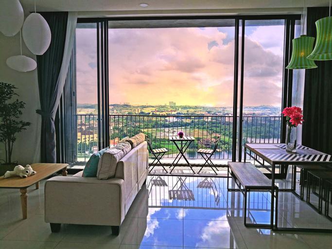 Dream City 2 Bedrooms Apartment, Kuala Lumpur
