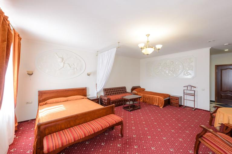 El hotel, Kovrovskiy rayon