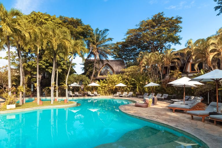 Hotel Vila Lumbung, Badung