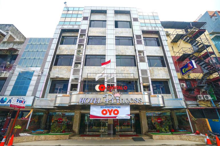 Capital O 166 Hotel Princess, Palembang