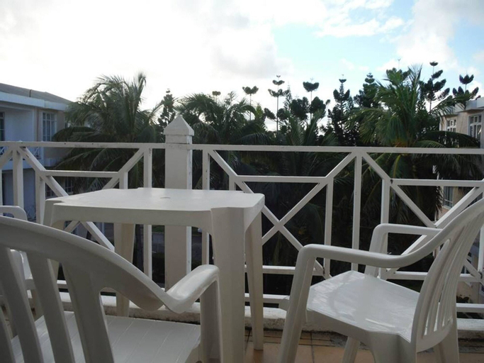 Apartment With 3 Bedrooms in Blue Bay, With Wonderful sea View, Pool A,