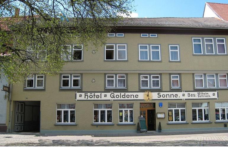 Hotel Goldene Sonne, Ilm-Kreis