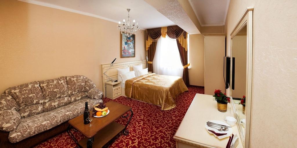 Uyut Ripsime, Krasnodar gorsovet