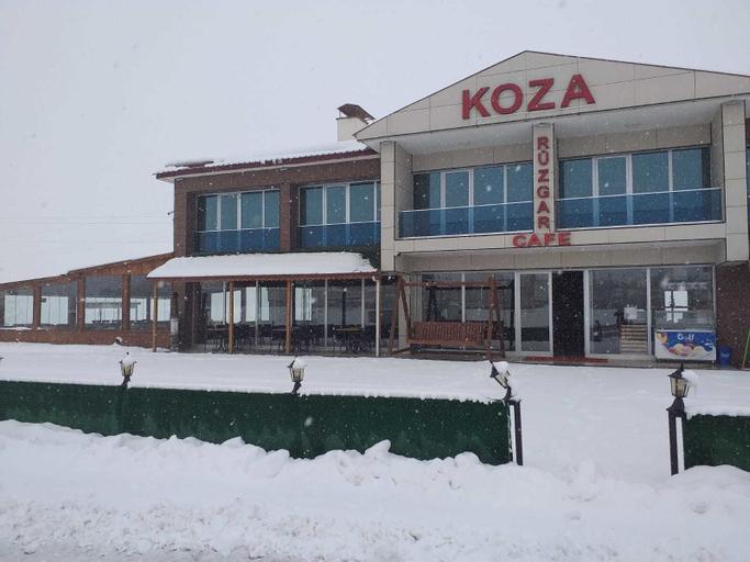 Koza Kafkas Otel, Merkez