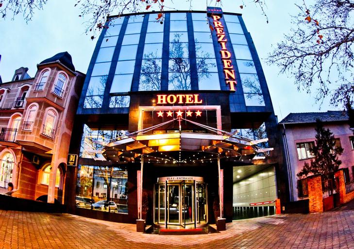 Prezident Hotel, Novi Sad