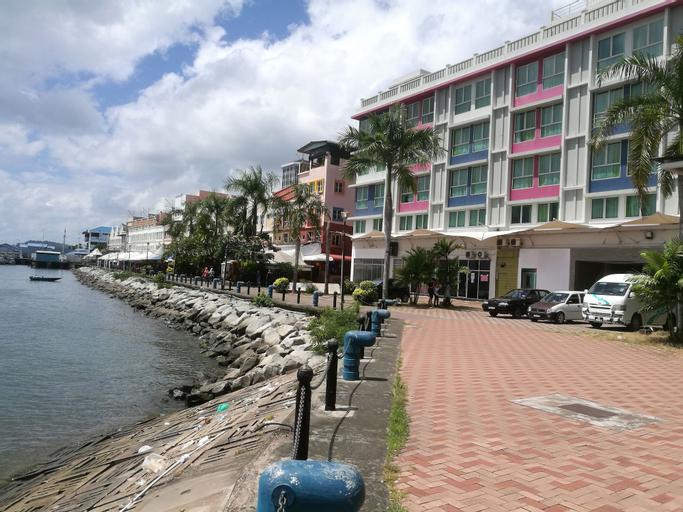 Oceanus Backpackers Hostel, Sandakan