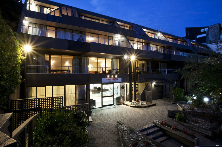 The Lofts Apartments, Queenstown-Lakes