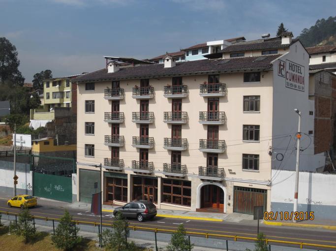 Hotel Cumanda, Quito