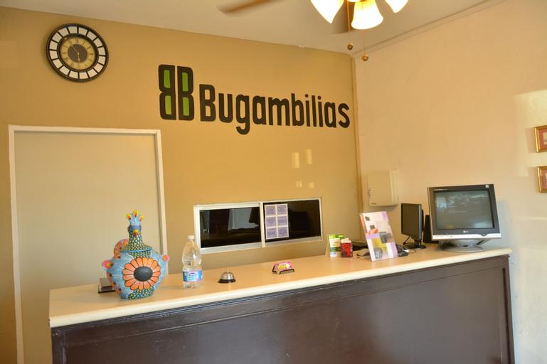 Hotel Bugambilias, Cajeme