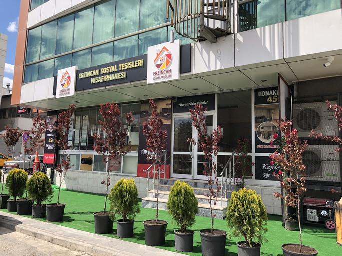 Erzincan Sosyal Tesisleri, Merkez