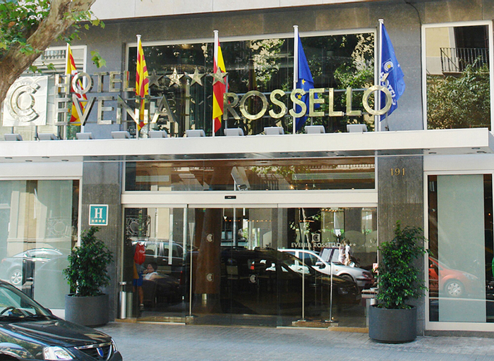 Evenia Rossello, Barcelona