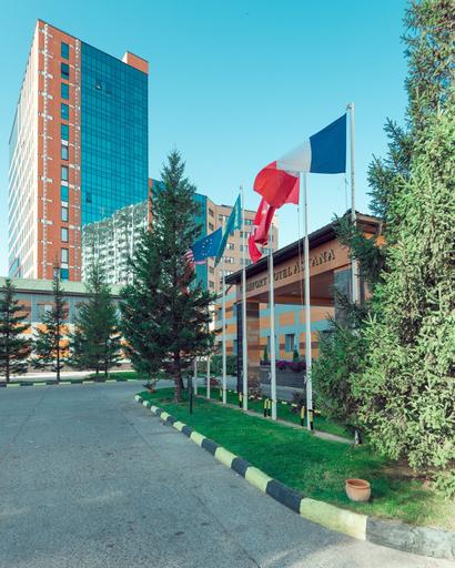 Comfort Hotel Astana, Tselinogradskiy