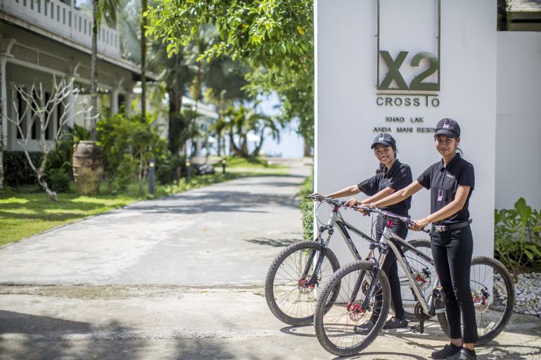 X2 Khao Lak Anda Mani Resort, Thai Muang