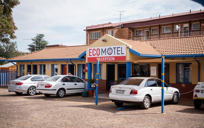 Ecomotel Germiston, Ekurhuleni