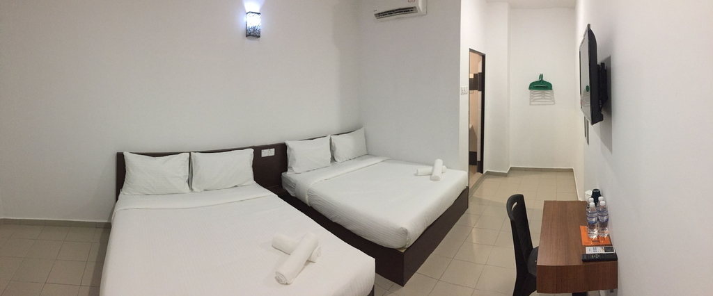 SP Central Hotel, Kuala Muda