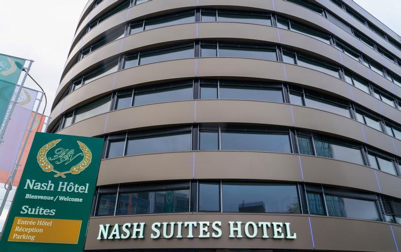 Nash Suites Hotel, Genève