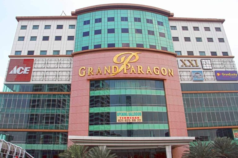 Grand Paragon Hotel, Jakarta Barat