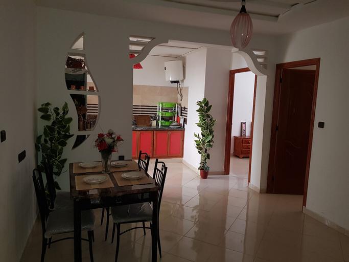 Joli Appartement 4 Chambres, Oujda Angad
