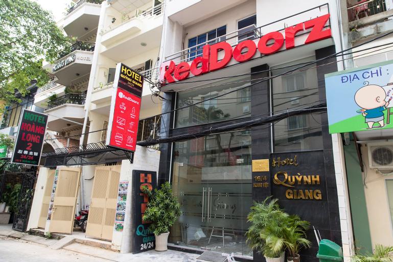 RedDoorz Quynh Giang near HIECC Tan Binh, Tân Bình