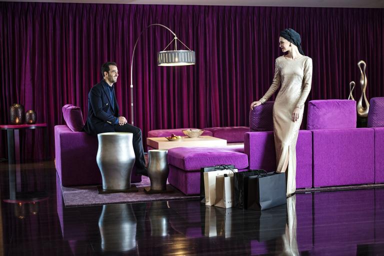 Sofitel Dubai Downtown Hotel,