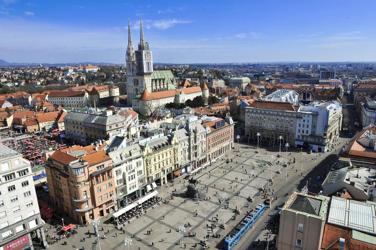 Main Square Residence, Zagreb
