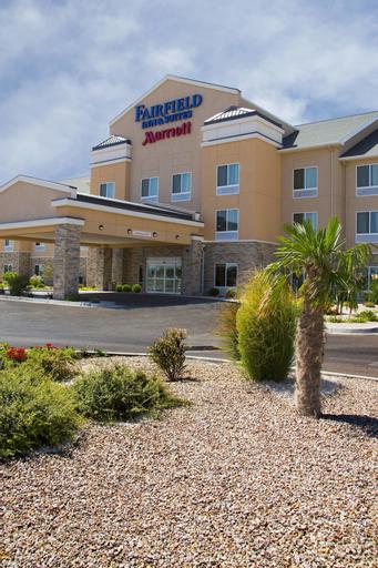 Fairfield Inn & Suites by Marriott Carlsbad, Eddy