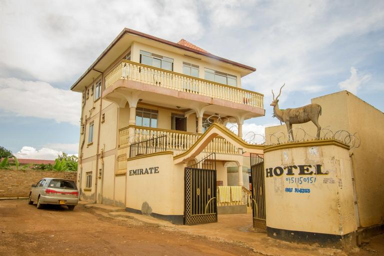 Emirate Hotel, Mityana