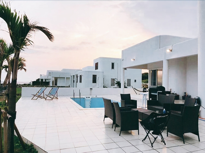 Thalassa Beach and Pool Villa, Yoron