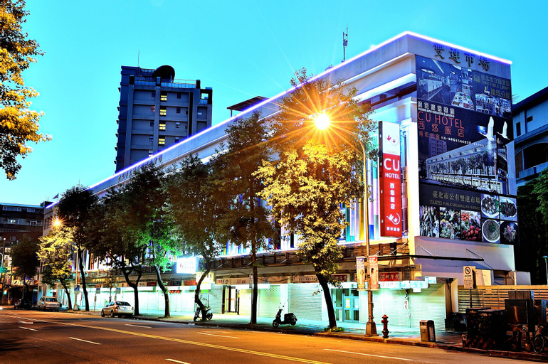 CU HOTEL TAIPEI, Taipei City