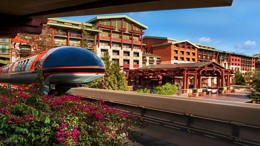 Disney's Grand Californian Hotel and Spa, Orange