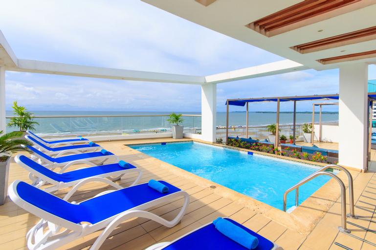 Hotel Summer Frente Al Mar, Cartagena de Indias
