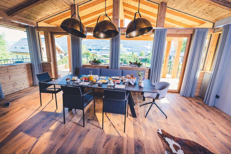Secret Luxus Chalet Alpenlust, Liezen