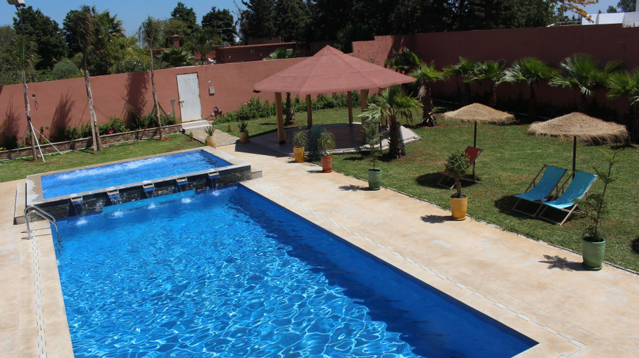Villa Rabat Pool And Tennis, Skhirate-Témara