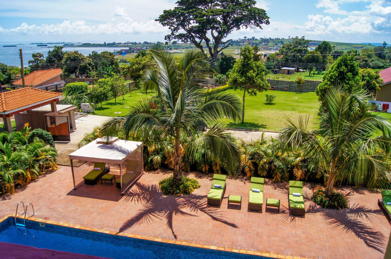 Rosemary Courts Hotel, Entebbe