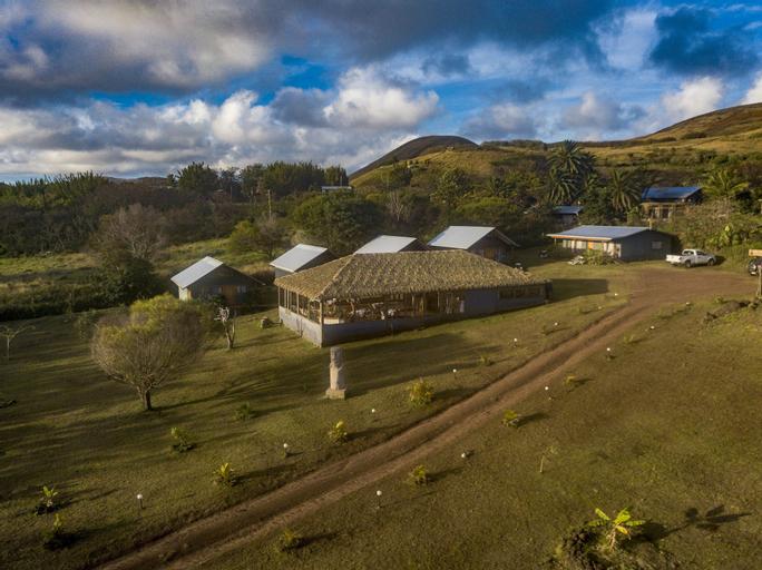 Hotel & Cabañas Henua ITI, ísla de Pascua