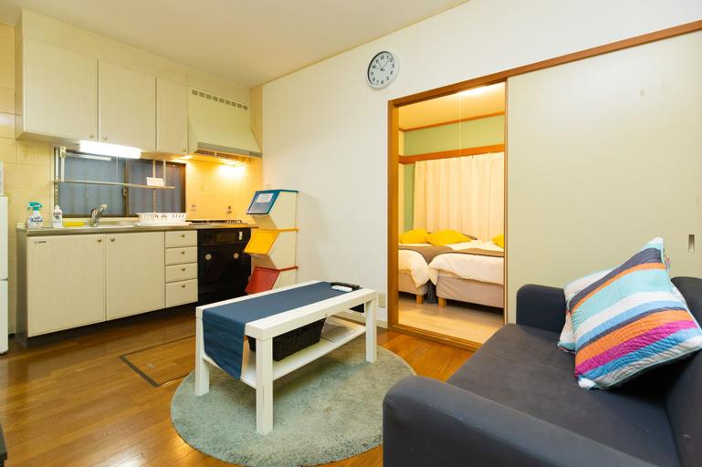Comfort Self Hotel Meito Fuji, Osaka