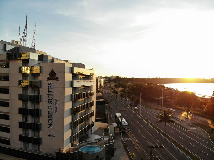 Nobile Suites Diamond, Vitoria