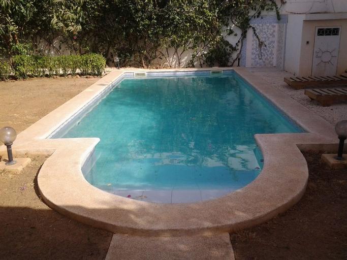 Villa Fatou, Mbour