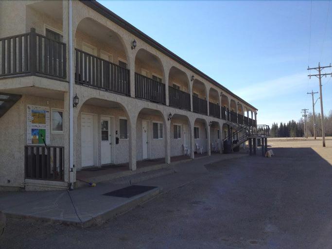 Grassland Motel, Division No. 13
